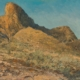 Mount Piccacho 18x24